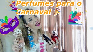 Perfumes pra arrasar no carnaval 🎉