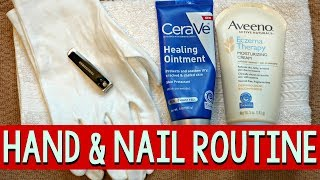Healthy hand & nail routine: minimalistic & budget-friendly 🙌💅💰