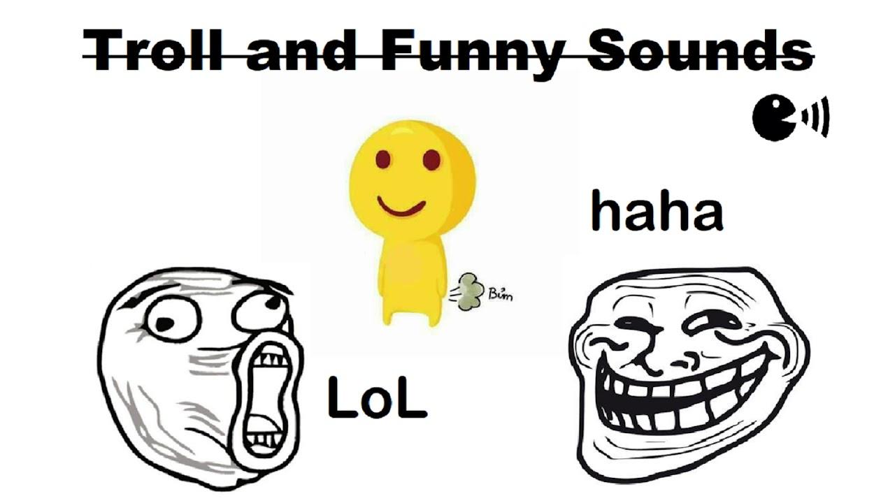 SOUND EFFECTS TROLL AND FUNNY || Tổng hợp âm thanh hài hước, vui nhộn, bá  đạo