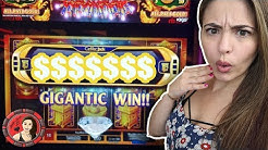 GIGANTIC WIN on All Pays Gold at Red Rock Casino in Vegas!