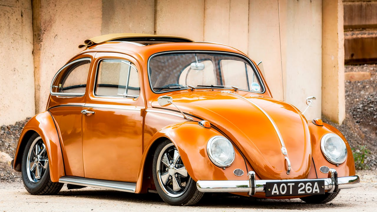 Gta V U2502volkswagen Beetle 1963  Cal Look
