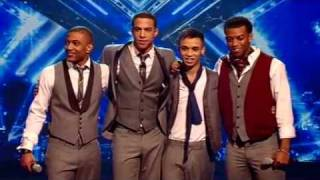 JLS - A MILLION LOVE SONGS - THE X FACTOR