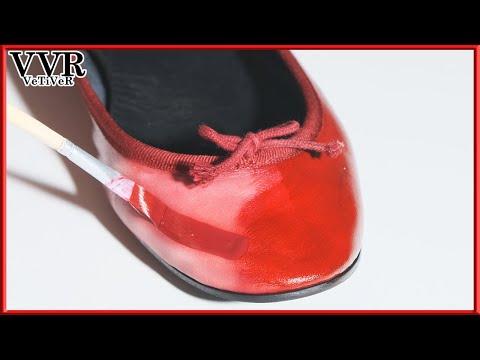 "[ASMR] 'Clean & Restore' ""Repetto"" Ballerina Flat Shoes"