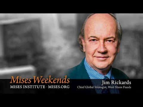 Jim Rickards: Will Currency Wars Reorder the World?
