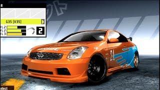 Do You Remember This Game - NFS PROSTREET (G35 Drifting Ebisu)