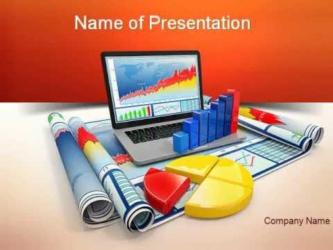 Business Data Analysis PowerPoint Template