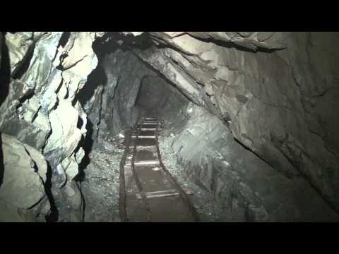 Exploring the Wayside Mine