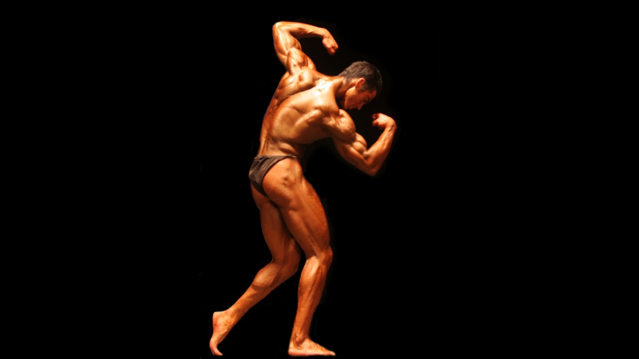 NPA Mike Williams Classic 2008 - Bodybuilding Posing