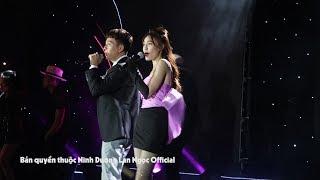 NGHI NGỜ (LIVE) - Ngô Kiến Huy ft Ninh Dương Lan Ngọc || Event Dencos || Cám Hát