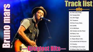 Bruno Mars Nonstop Playlist--The Best Songs Of Bruno Mars Greatest Hits Full Album
