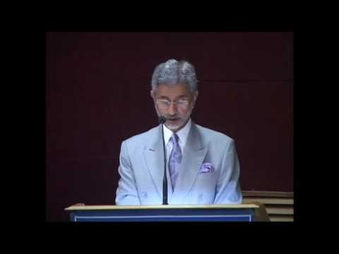 Keynote Address by Foreign Secretary Dr S. Jaishankar