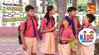 Tapu Sena Unable To Go To School | Tapu Sena Special | Taarak Mehta Ka Ooltah Chashmah