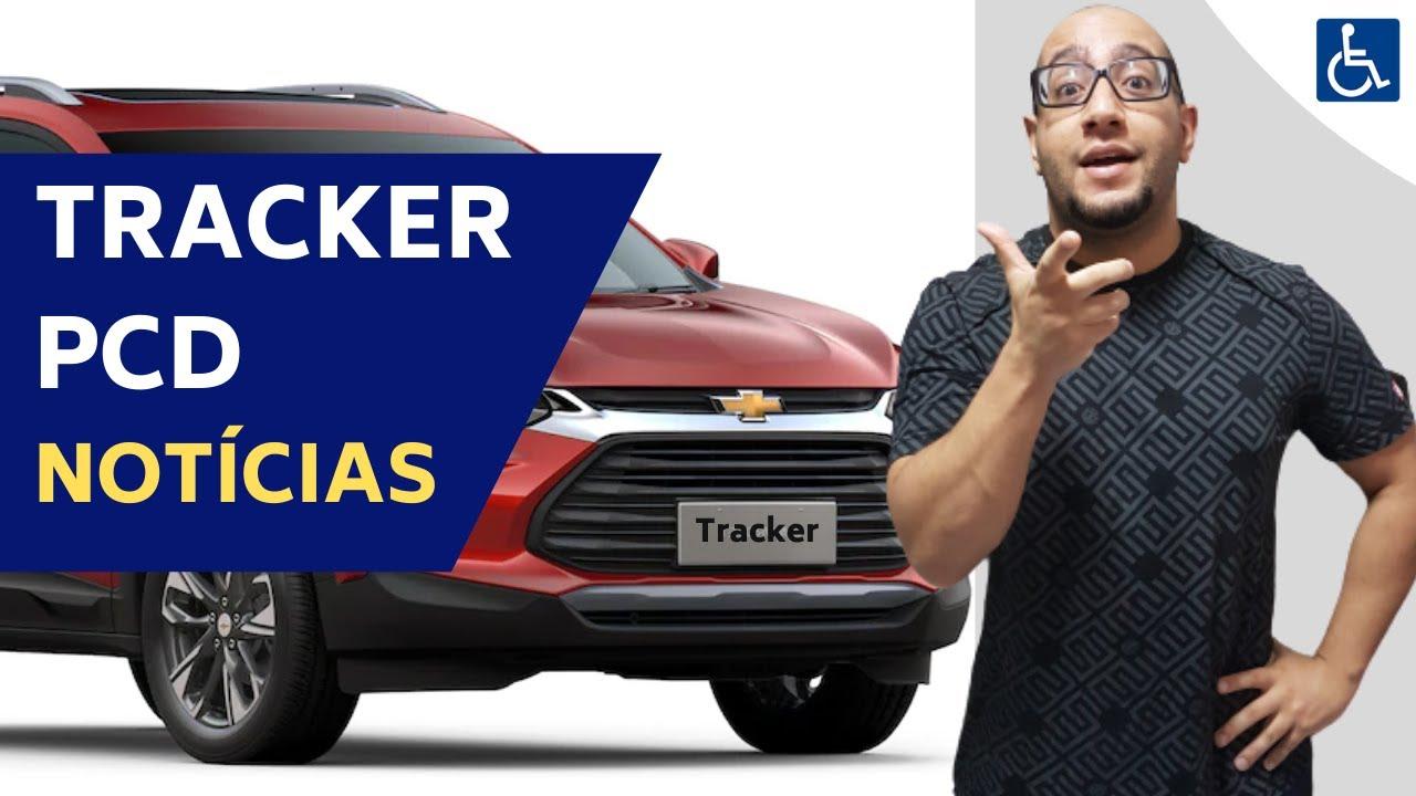 TRACKER PCD - NOTÍCIAS