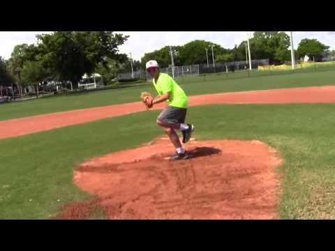 Teach Your Kid To Pitch Baseball
