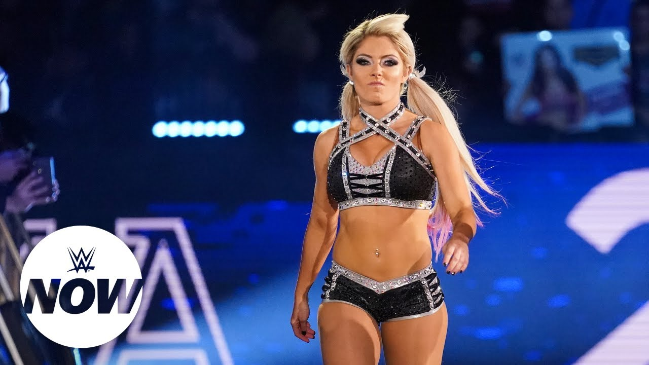 Name Alexa Bliss' new move: WWE Now
