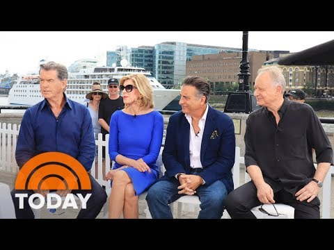 Cast Of 'Mamma Mia' Joins Fourth Hour: 'It Was The Most Glorious Summer' | TODAY