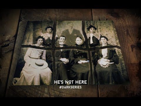 He Is Not Here By Jamie Daws and Alakazam