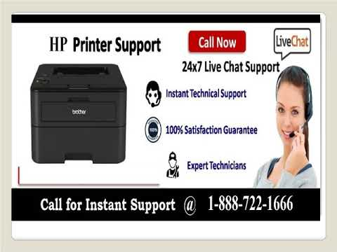 HP Printer Live Chat 1-888-722-1666 HP Chat Number | Chat HP Printer Assistant