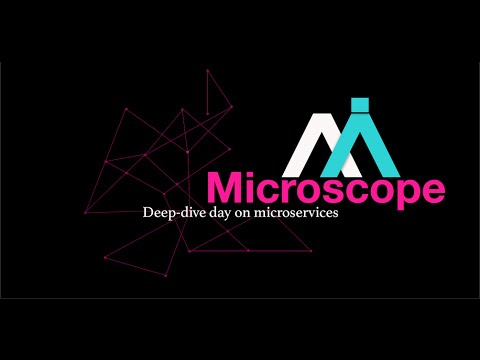 Microscrope:Design Patterns for building resilient large-scale distributed systems.