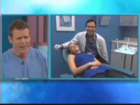 "The CBS ""The Doctors"" featuring DentalVibe for Pain-Free Injections!"
