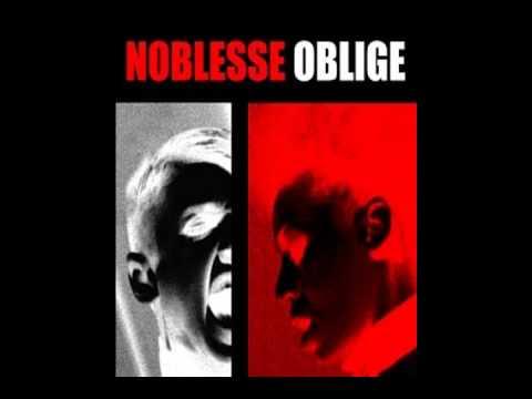 Noblesse oblige-Daddy(Dont touch me there)