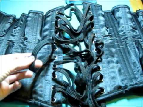 f8454ddc10 What Katie Did Vamp Corset Review - YouTube