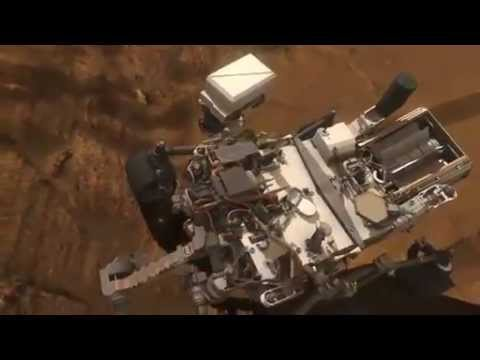 mars curiosity landing simulation - photo #13