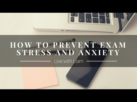 How To Prevent Exam Stress & Anxiety - My struggle through C