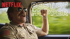All of Hopper's Best Moments in Stranger Things | Netflix
