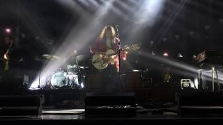 The War On Drugs - Knocked Down (Live Debut) (Portland, ME 9-18-2017)
