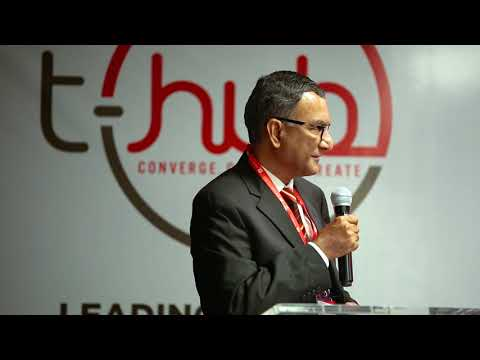 Arvind Subramanyam | Dean, Woxsen Business School talk at Asia Inc. 500 Awards