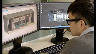 Laser Scanning & BIM or Scan-to-BIM
