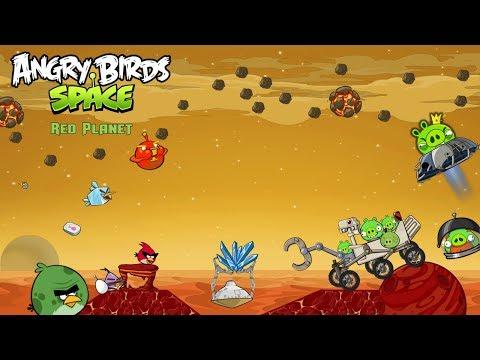 "Angry Birds Space ""Red Planet"" │JuanPiggysPowerPoint"