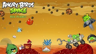"Angry Birds Space ""Red Planet"" │JuanPiggysPowerPoint"