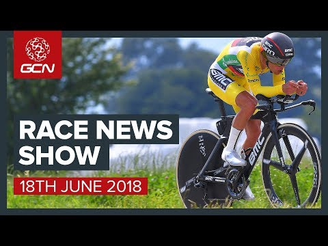 Tour de Suisse, OVO Energy Women's Tour & U23 Giro d'Italia | The Cycling Race News Show