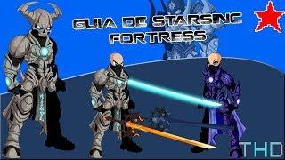 aqwguia das quests shop e drops de starsinc fortress 2018