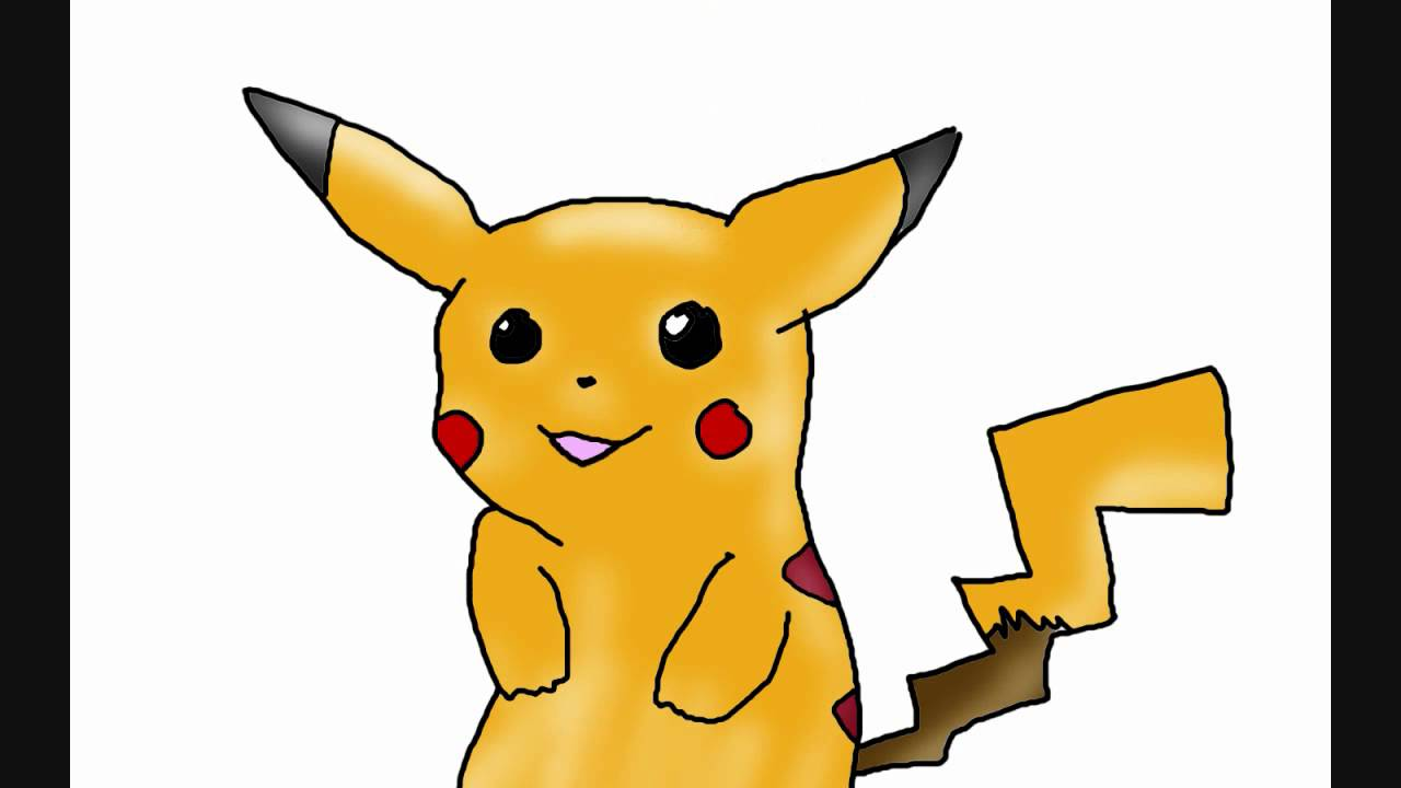 Download Pikachu sings the Pokemon theme song