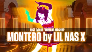 Just Dance 2022 Montero Call Me By Your Name By Lil Nas X Fanmade Mashup MP3