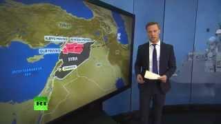Как летели ракеты из каспийского моря в Сирию, доклад Путину