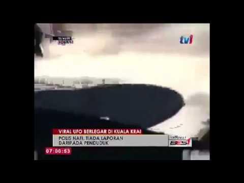 CNN New UFO in malaysia 2017