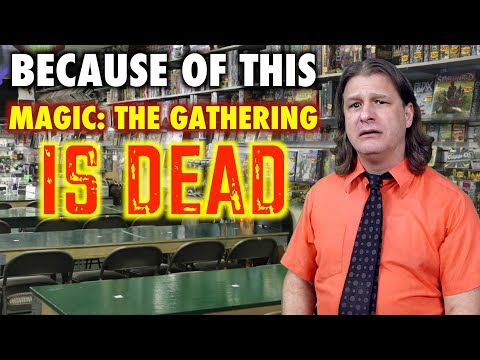 Magic: The Gathering Is Dead! - Tolarian Community College 6 Year Anniversary
