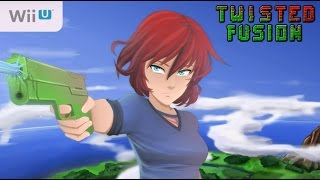 Twisted Fusion (Wii U) First 15 Minutes - First Look - Gameplay ITA