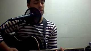 Jason Mraz - I'm Yours (cover by Ruben Santos)