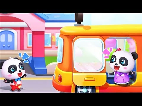 baby bus games play online