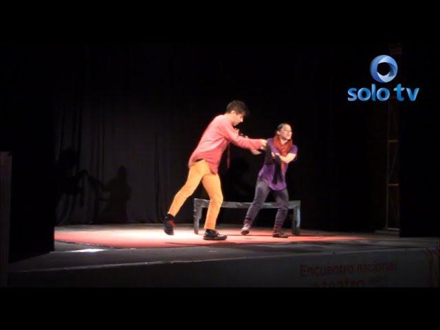 Encuentro Nacional de Teatro hecho por niñas y niños en Taxco