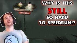 HARD RAIN is STILL HARD to SPEEDRUN (L4D2)