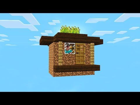 HOW TO NOT SURVIVE IN MINECRAFT!