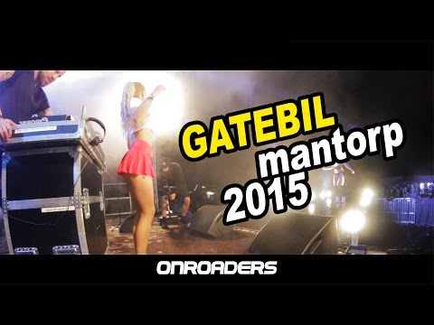 GATEBIL 2015 | Drifting, chicks and rock n´ roll