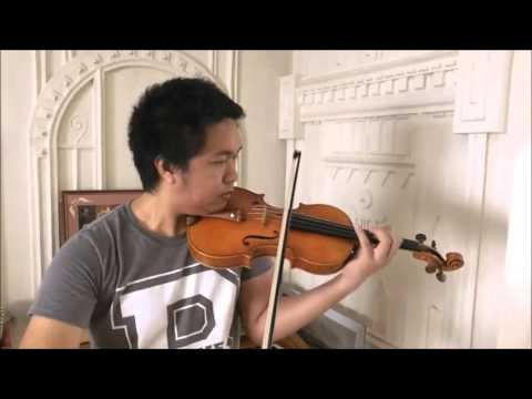 Juris - Your Love (Violin Cover) from Dolce Amore