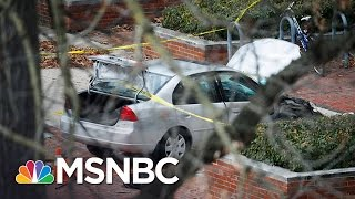Ohio State University Officials: Shooting, Stabbing Suspect Is Dead | Andrea Mitchell | MSNBC